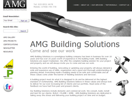 AMG Building Solutions